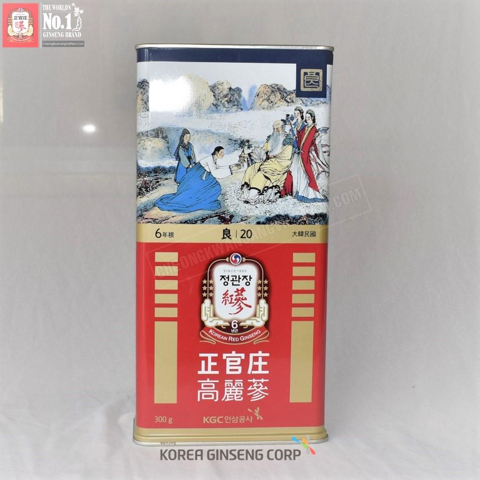 Hồng sâm củ khô Cheong Kwan Jang Hàn Quốc 300g số 20