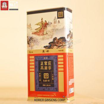 Hồng sâm củ khô Cheong Kwan Jang Hàn Quốc 300g số 40