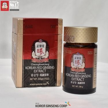 Cao hồng sâm Cheong Kwan Jang Nhập Khẩu Hàn Quốc 240g