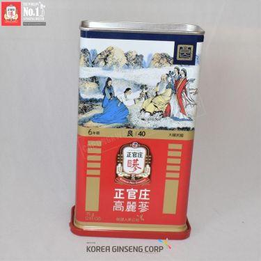 Hồng sâm củ khô Cheong Kwan Jang Hàn Quốc 75g số 40