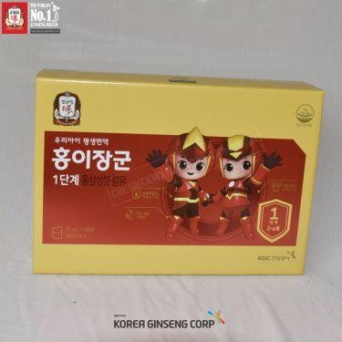 Nước hồng sâm trẻ em Cheong Kwan Jang Hàn Quốc 15ml x 30 gói số 1