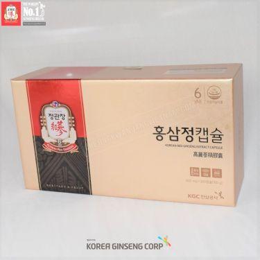 Viên hồng sâm Cheong Kwan Jang Hàn Quốc 600mg x 300 viên