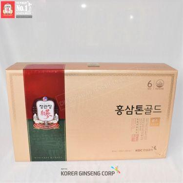 Nước hồng sâm Tonic Gold Cheong Kwan Jang Hàn Quốc 40ml x 30 Gói